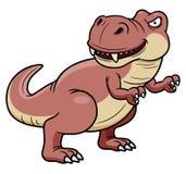 Karikaturdinosaurier Lizenzfreies Stockbild