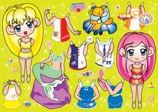 karikaturen Lizenzfreie Stockfotos