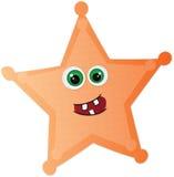 KarikaturStarfish Stockbilder