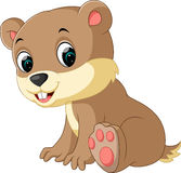Karikaturstreifenhörnchen Lizenzfreie Stockfotografie