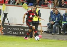 Karim Bellarabi Bayer Leverkusen Obraz Stock