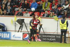 Karim Bellarabi Bayer Leverkusen Royalty Free Stock Photos