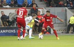 Karim Bellarabi Bayer 04 Leverkusen v Zénith Saint-Pétersbourg Champion League Royalty Free Stock Photos