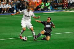 Karim Benzema Royalty Free Stock Photos