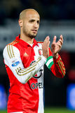 Karim EL Ahmadi Feyenoord Ρότερνταμ Στοκ φωτογραφία με δικαίωμα ελεύθερης χρήσης