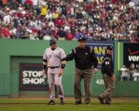 Karim Garcia, New York Yankees Στοκ Φωτογραφίες