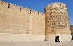 Karim Khan Castleï ¼ Œ Iran royalty-vrije stock foto