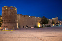 Karim Khan citadel Royalty Free Stock Photos
