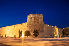 Karim Khan citadell arkivfoto