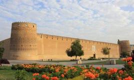 Karim Khan kasztel w Shiraz mieście, Iran zdjęcie royalty free