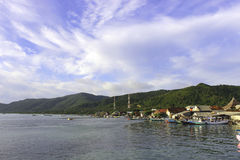 Karimun Jawa Island. Hidden Paradise - Karimun Jawa Island - Indonesia Royalty Free Stock Image