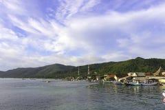 Karimun Jawa wyspa Obraz Royalty Free