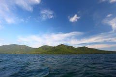 Karimunjava Main Island Royalty Free Stock Photo