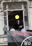 Karin Karakasli in Hrant commemoration Stock Image