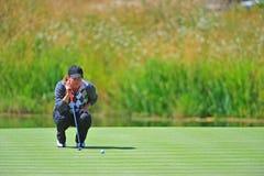 Karin Sjodin LPGA Safeway Classic Royalty Free Stock Images
