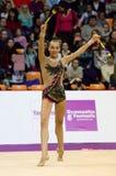 Karina Kuznetsova, clubs. Russia Stock Image
