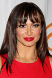 Karina Smirnoff arrives at the 12th Annual Lupus LA Orange Ball Stock Images