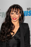 Karina Smirnoff arrives at the  Stock Image