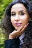 Karine - belle femme Photo stock