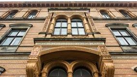 Karismatisk gammal byggnad Royaltyfri Fotografi