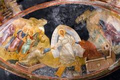 Kariye-Museum, die Türkei lizenzfreies stockbild