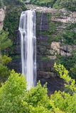 Karkloof Falls, beautiful waterfall in the midlands. Of Kwa-Zulu Natal, South Africa royalty free stock image