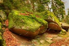 Karkonoski park narodowy, Szklarska Poreba, Polska zdjęcia stock