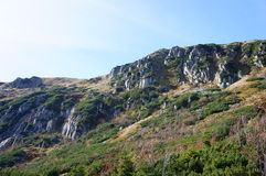 Karkonosze mountains Royalty Free Stock Image