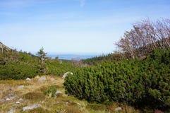 Karkonosze mountains Stock Photo