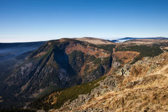 Karkonosze Mountains Landscape Royalty Free Stock Photography