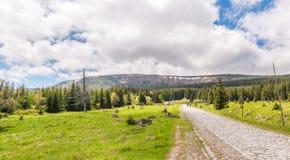 The Karkonosze National Park Royalty Free Stock Image