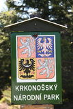 karkonosze park narodowy Obraz Stock