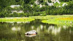 Karkumsko jezioro Fotografia Stock
