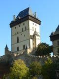 Karlštejn - the Castle Royalty Free Stock Photo