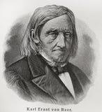 Karl Ernst von Baer Foto de archivo