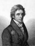 Karl Ferdinand Friedrich von Nagler Stock Photo