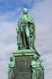 Karl Friedrich Statue 1 Royalty Free Stock Photos