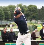 Karl Hyokki, European long drive contest
