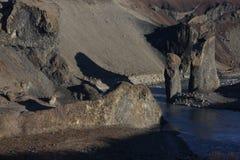 Karl i Kerling, Iceland Obraz Royalty Free