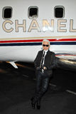 Karl Lagerfeld Royalty Free Stock Images