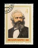 Karl Marx Fotografía de archivo libre de regalías