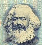 Karl Marx Stock Image