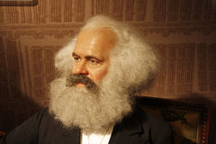 Karl Marx foto de archivo libre de regalías