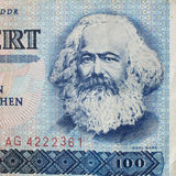 Karl Marx Foto de Stock Royalty Free