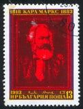 Karl Marx photos libres de droits