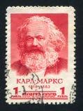 Karl Marx 库存照片