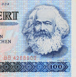 Karl Marx. Royalty Free Stock Photo