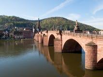 Karl-Theodor-Brücke Stock Photography