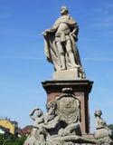 Karl-Theodor memorial Royalty Free Stock Images