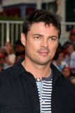 Karl Urban Royalty Free Stock Photography